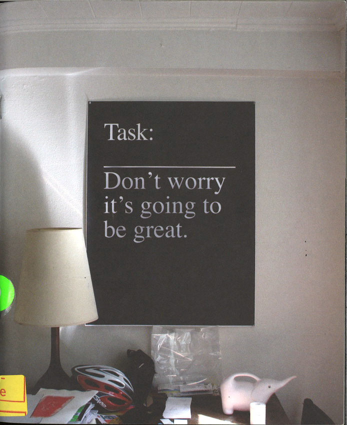 Task: Don't worry it's going to be great.