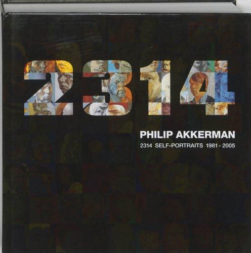 Philip Akkerman: 2314 Self-Portraits, 1981-2005