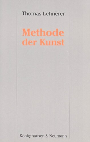 Methode der Kunst.