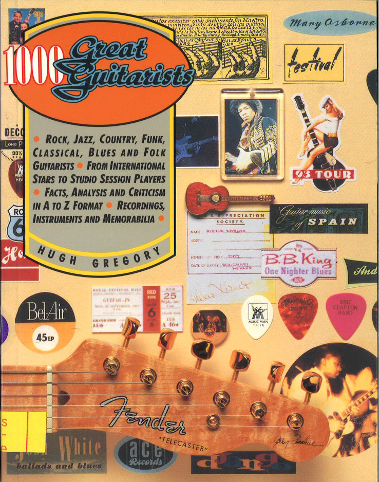 One Thousand Great Guitarists (Profile Series)