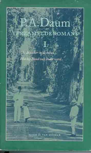 Verzamelde romans 1