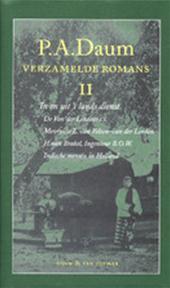 Verzamelde romans II, In en uit lands dienst