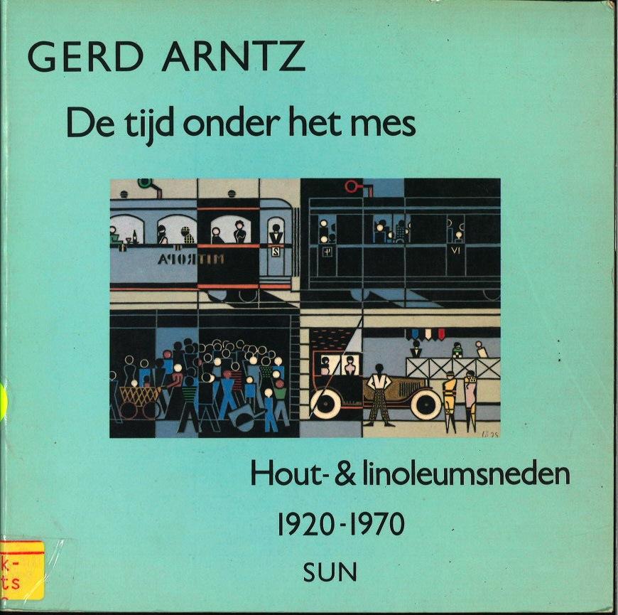 De tijd onder het mes: Hout- & linoleumsneden 1920-1970 (Dutch Edition)