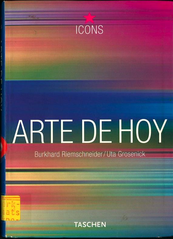 Arte De Hoy (Spanish Edition)