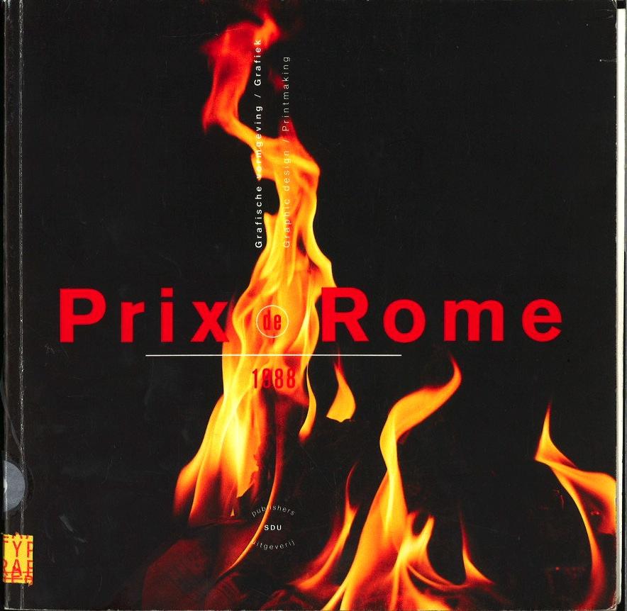 Prix de Rome — 1988