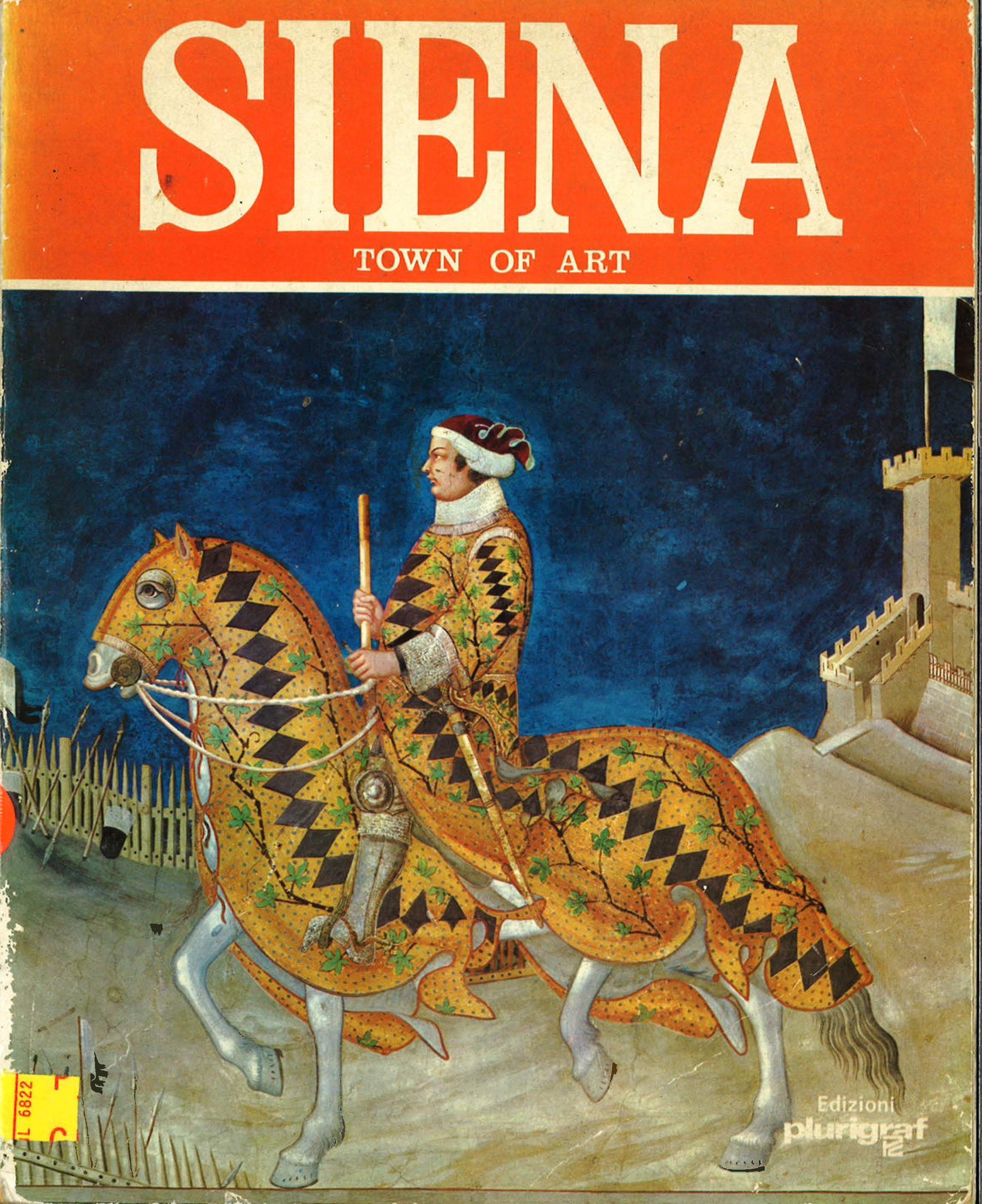 Siena, Town of art