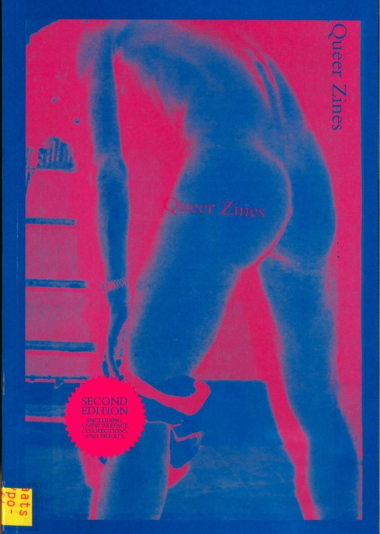 Queer Zines Vol 1