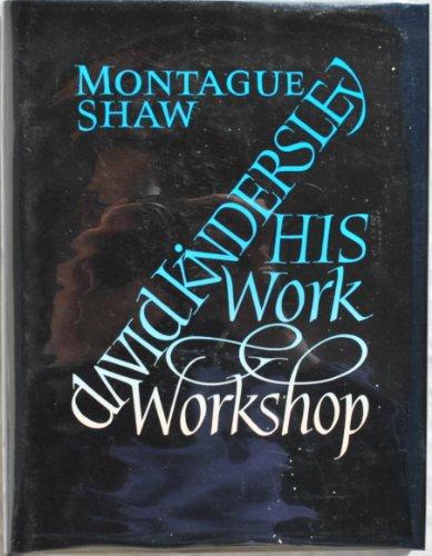 David Kindersley: His Work and Workshop