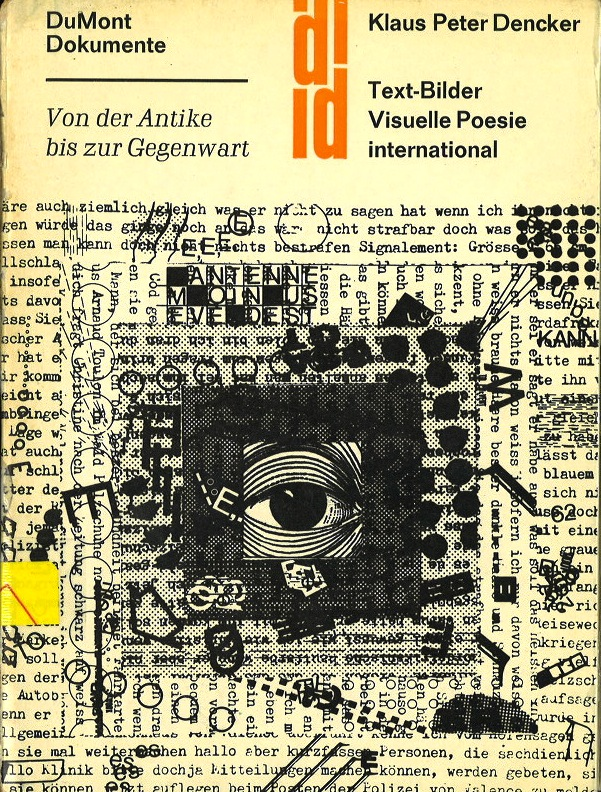 Text-Bilder: Visuelle Poesie international