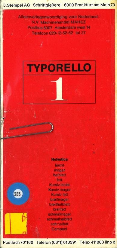 Typorello: 1, 4, 7, 8, 9