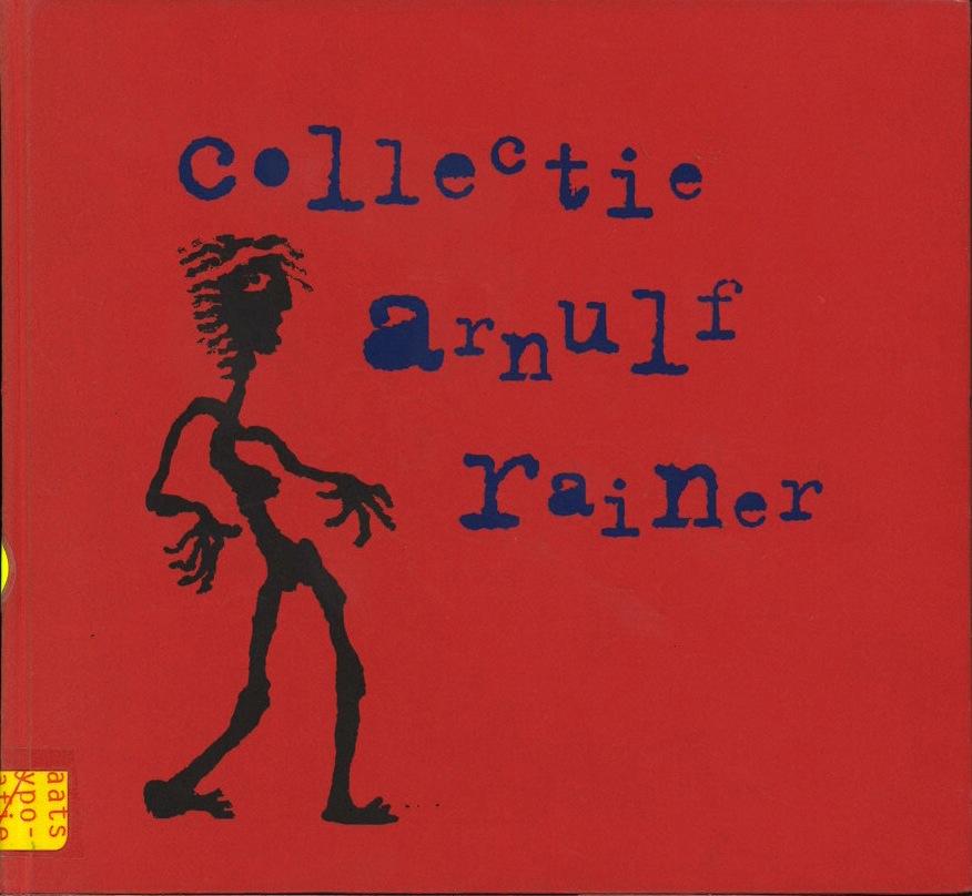collectie arnulf rainer