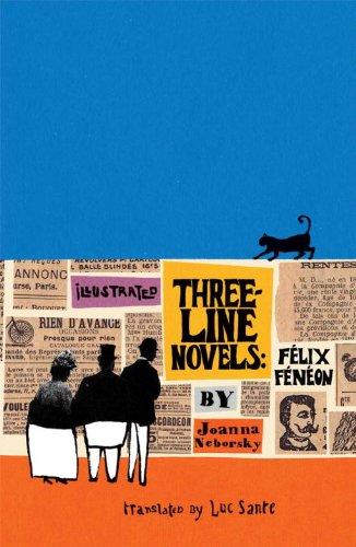 Illustrated Three-Line Novels: Felix Feneon