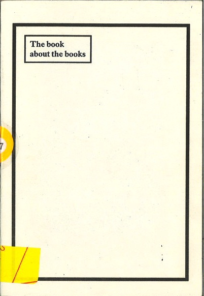 The Book About the Books