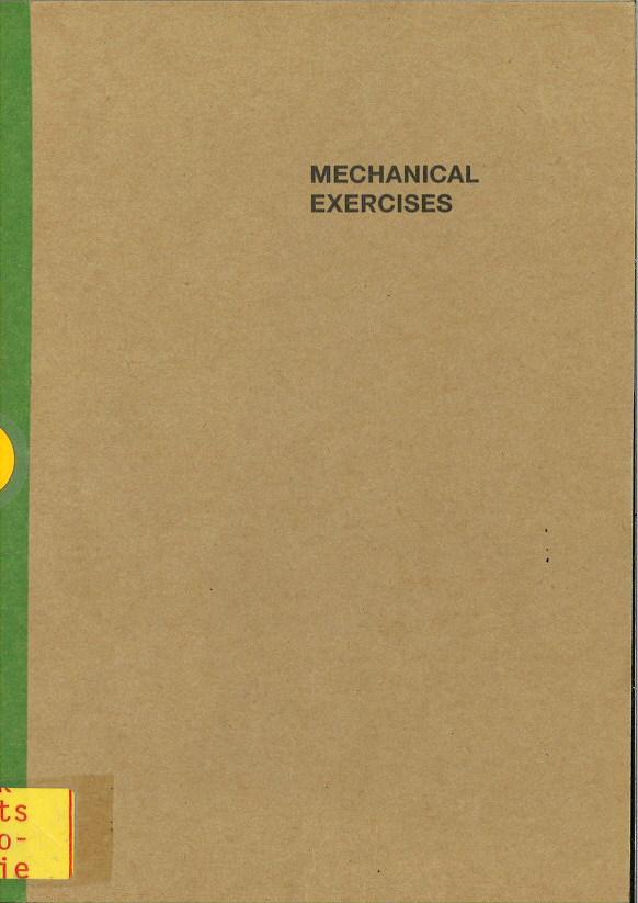 Mechanical Exercises