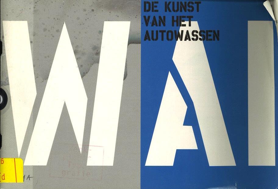 De Kunst Van Het Autowassen
