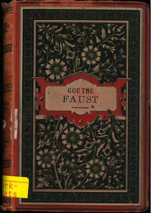 Faust ... vertaald door J. J. L. ten Kate.