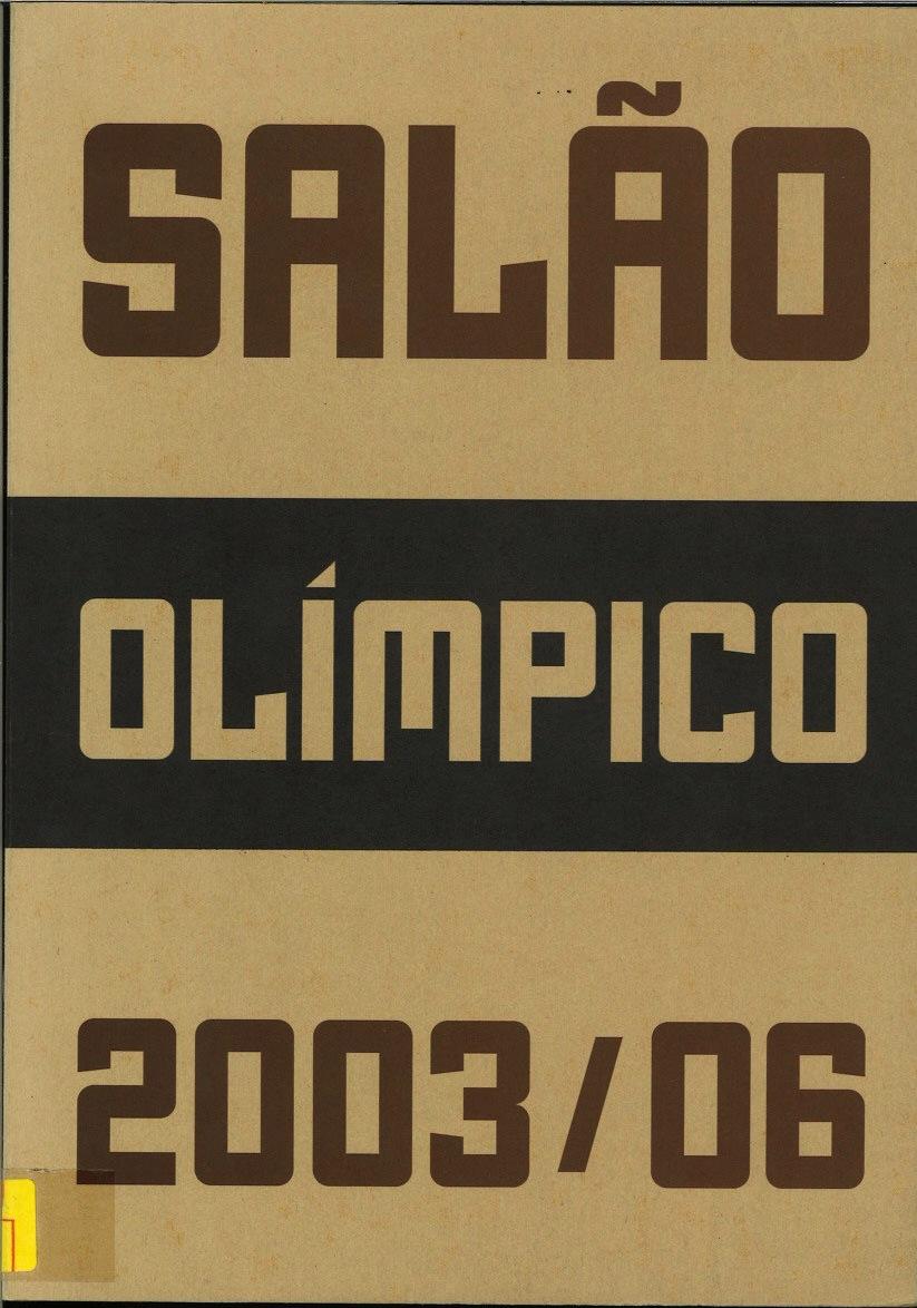 Salão Olímpico 2003-2006