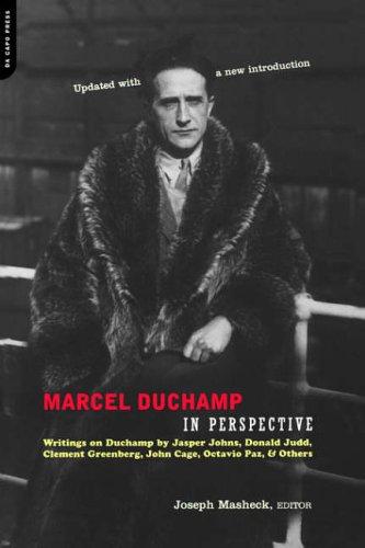 Marcel Duchamp In Perspective