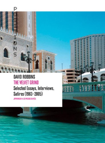David Robbins: The Velvet Grind