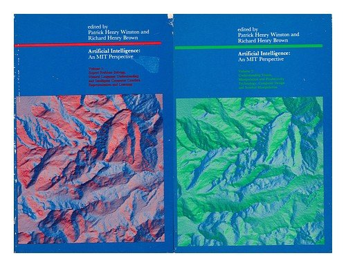 Artificial Intelligence, an MIT Perspective / Edited by Patrick Henry Winston and Richard Henry Brown - [Complete in Two Volumes]