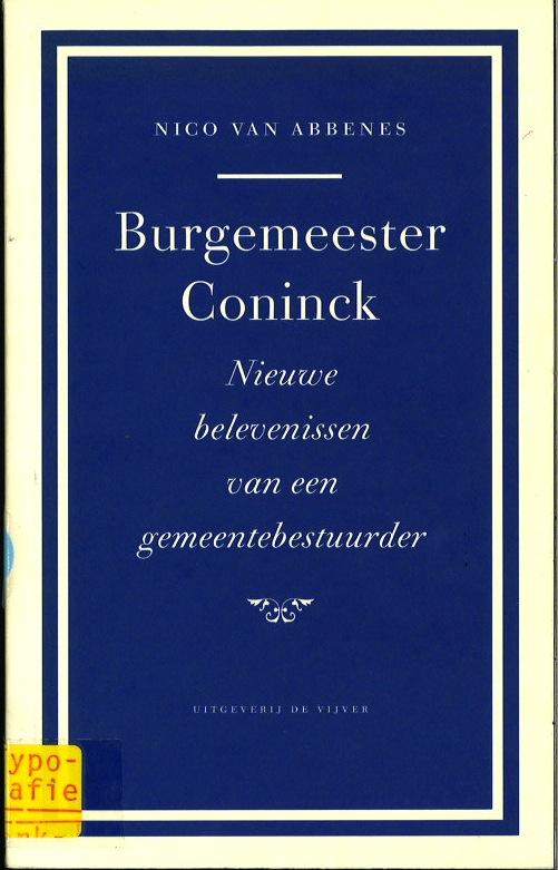 Burgemeester Coninck