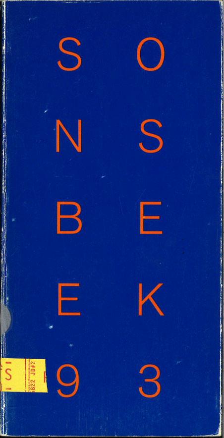 Sonsbeek 9.3 (english version)