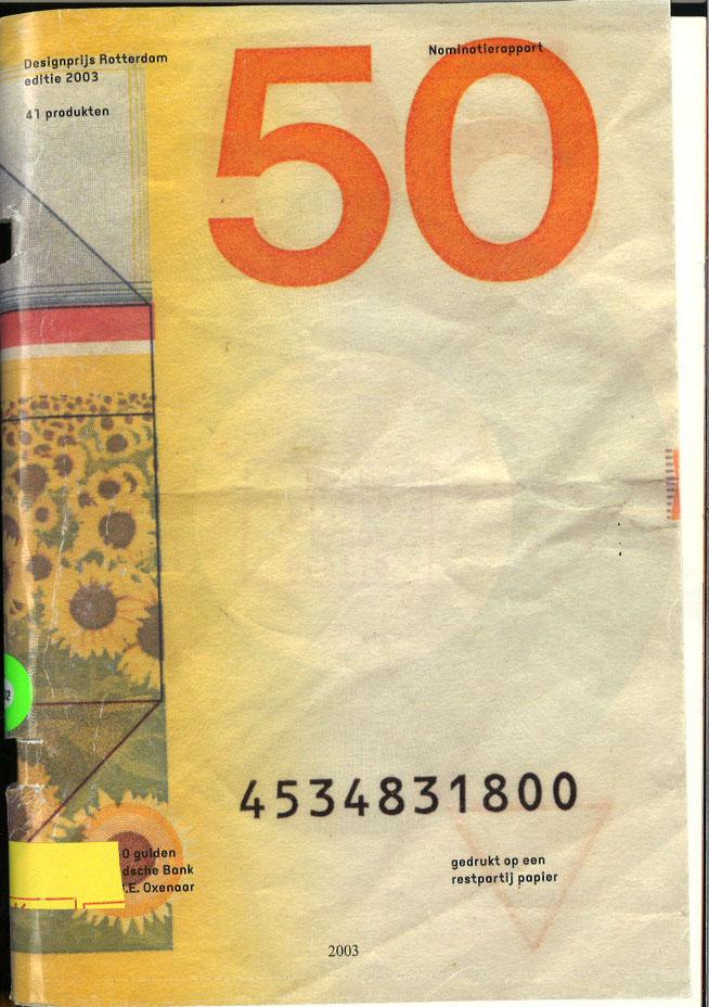 Nominatierapport 2003
