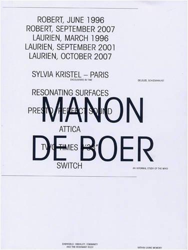 Manon de Boer