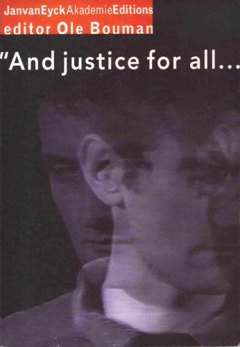 And justice for all--