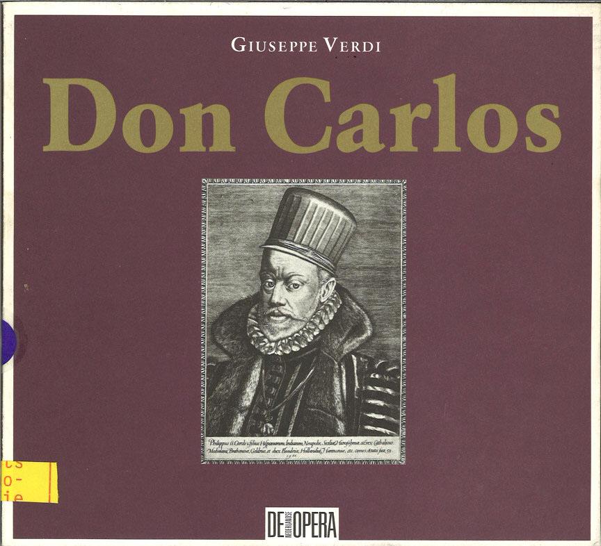 Don Carlos: (English National Opera Guide 46) (Opera Guides)