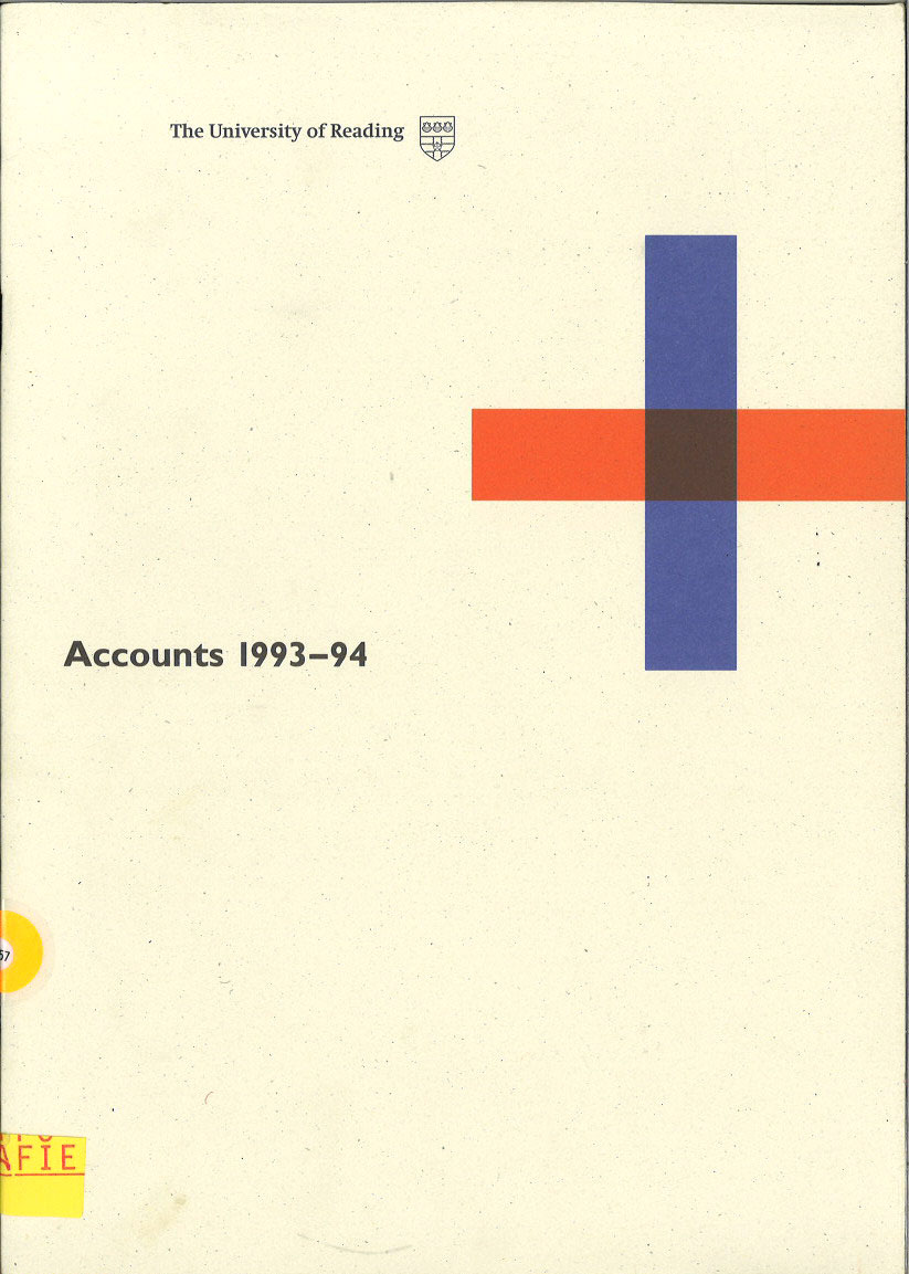 Accounts 1993-1994