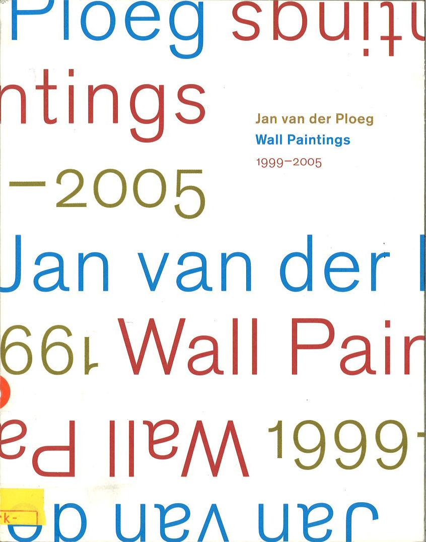 Jan Van Der Ploeg - Wall Paintings