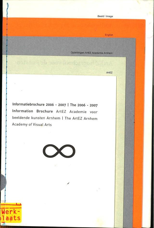 Informatiebrochure 2006-2007