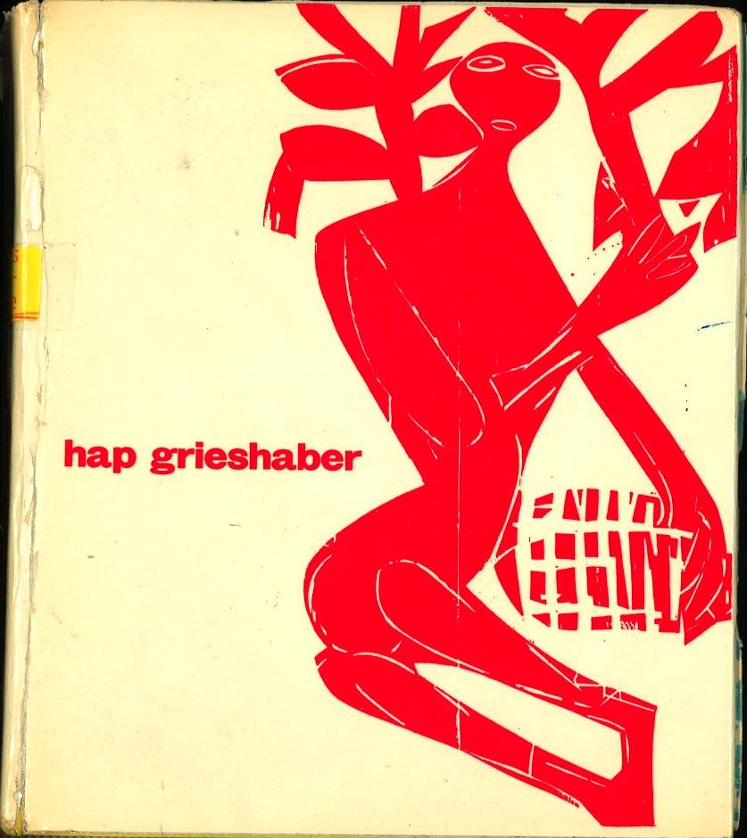 HAP Grieshaber-- Holzschnitte