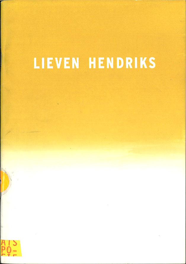 Schilderijen Van Lieven Hendriks Nagetekend Door