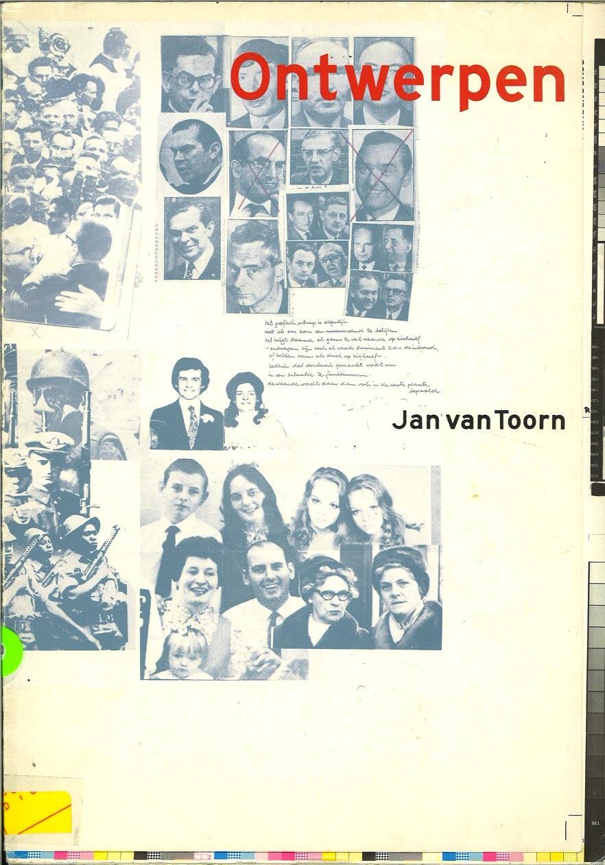 Jan van Toorn, Ontwerpen