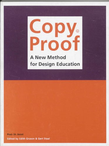 Copy Proof: A New Method for Design Education