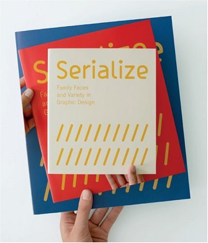 Serialize: Family Faces and Variety in Graphic Design