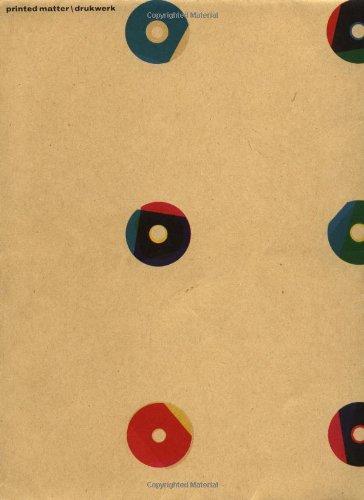 Karel Martens: printed matter/drukwerk, 2nd Edition