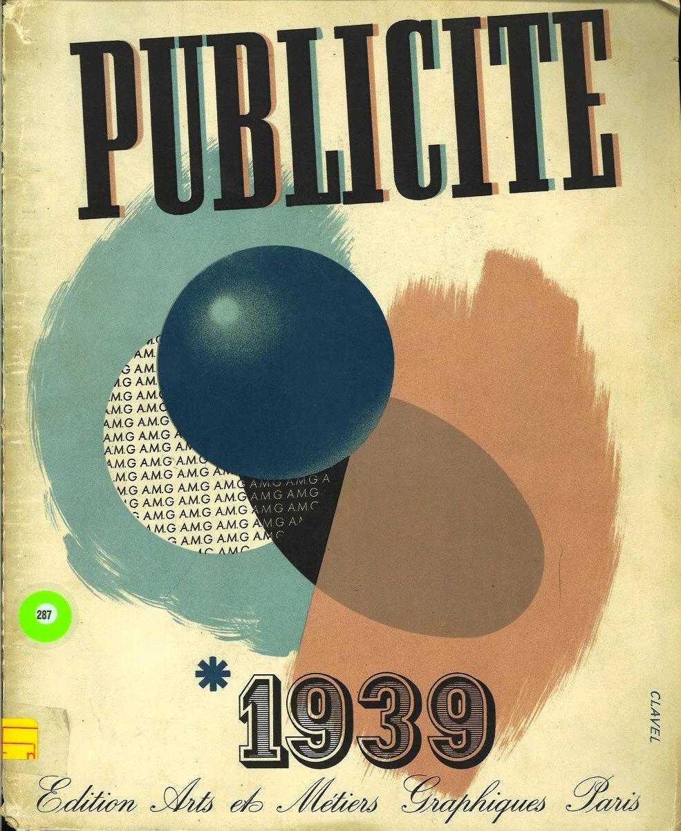 Publicité 1939