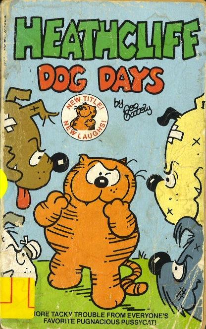 Heathcliff Dog Days