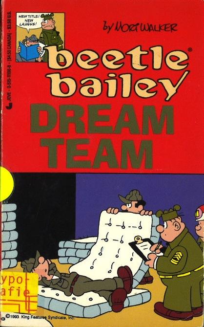 Beetle Bailey: Dream Team