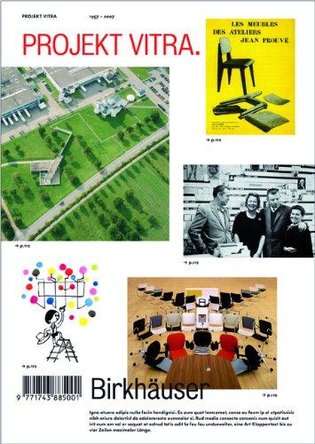 Projekt Vitra: Orte, Produkte, Autoren, Museum, Sammlungen, Zeichen, Chronik, Glossar (German Edition)