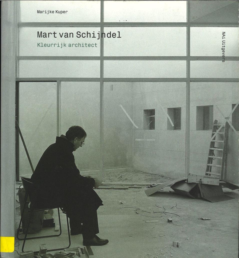 Mart van Schijndel: Kleurrijk Architect