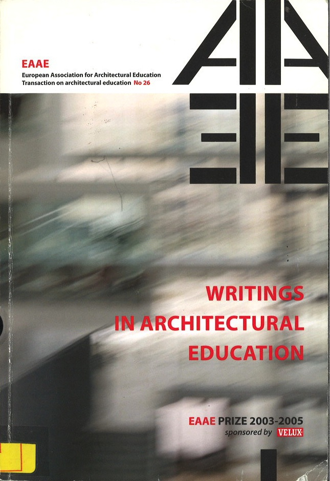Writings in Architectural Education