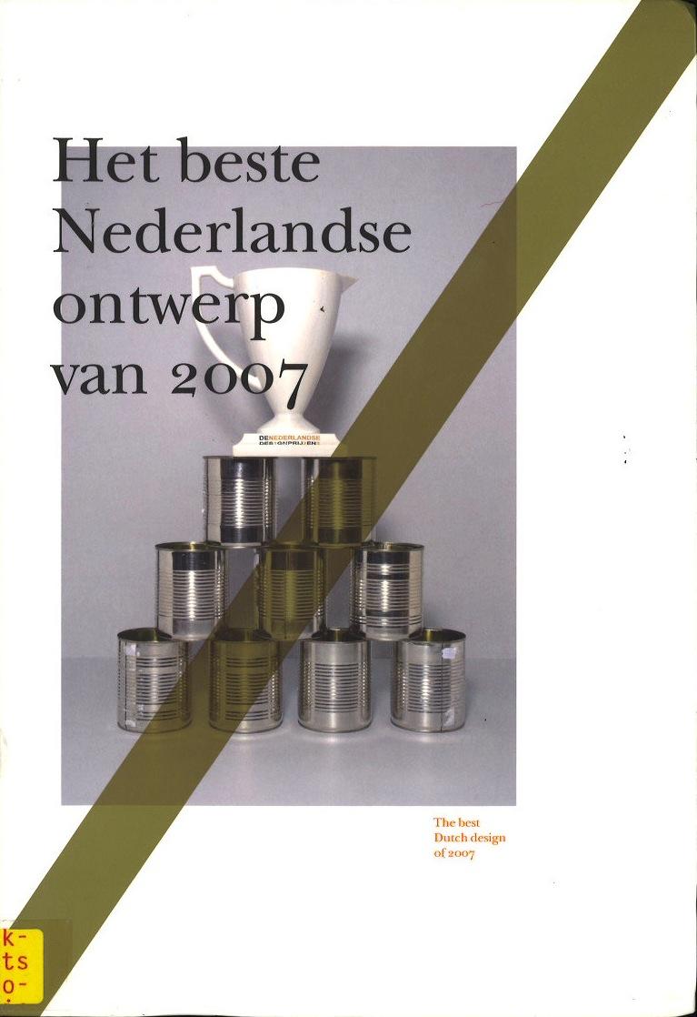 The Dutch Design Awards