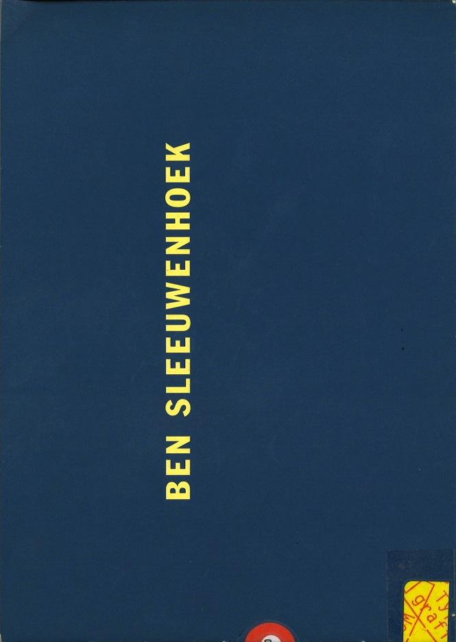Ben Sleeuwenhoek
