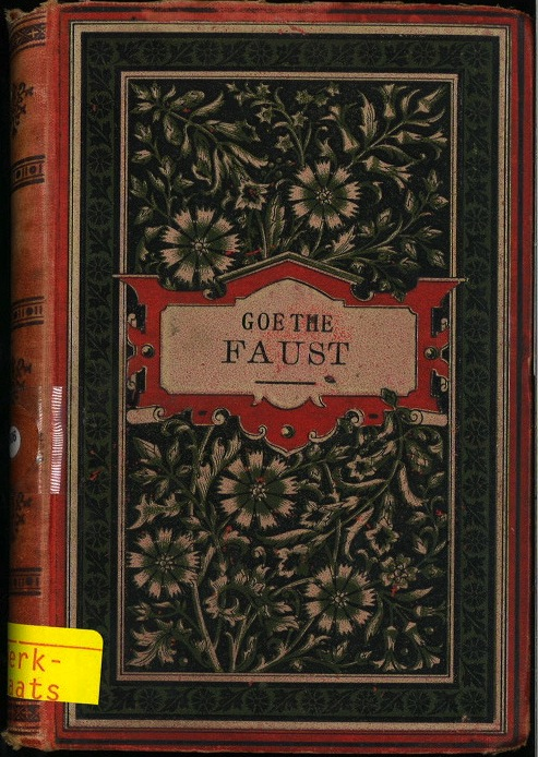 Faust ... vertaald door J. J. L. ten Kate.