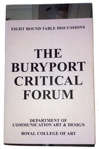 The Buryport Critical Forum