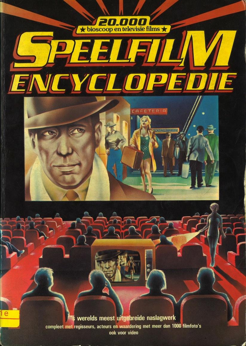 Speelfilm encyclopedie: bioscoop, TV, video films